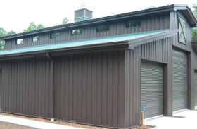 Agricultural Metal Building