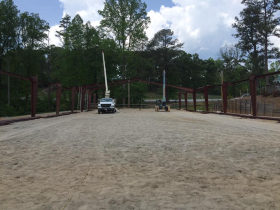 Avalon Farm Riding Arena