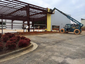 Commercial Metal Building - Buford, GA