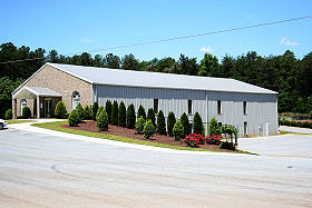 Church or Worship Center Metal Building